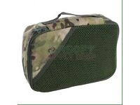 WEB TEX Military Products Large stash bag in tough camo Cordura , brand new with tags