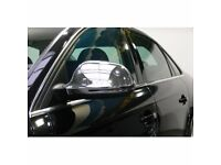 audi a4 b8 chrome side mirror caps for sale