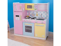 Large Wooden Kitchn by Kidkraft - immaculate condtn