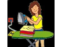Ironing free pick up and drop off
