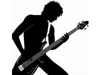 Bass player available, very experienced mature ex pro, Guildford area