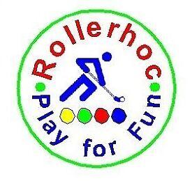 ROLLERHOC (The easy-peasy hockey game on wheels.)