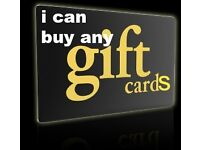 all gift cards i can buy Selfridges,louis vuitton,harrods,argos,one4all,amazon,pc world,tesco,more