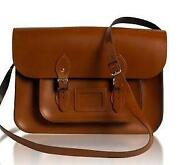 Chestnut Brown Leather Bag
