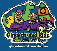 Gingerbread Kids at local events