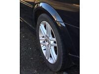 Vauxhall vectra sri wheels