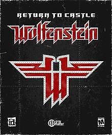 Return to Castle Wolfenstein (Vintage METAL Box Collector's Ed.)