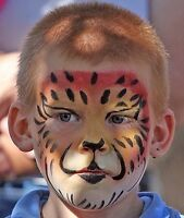 FACE PAINTING, BALLOON TWISTING, CARICATURE ART, BOUNCY CASTLE