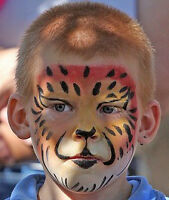 FACE PAINTING, BALLOON TWISTING, CARICATURE ART, PHOTOGRAPHER