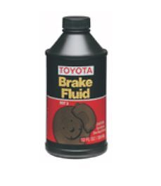 LEXUS  TOYOTA OEM FACTORY DOT3 BRAKE FLUID 00475 1BF03