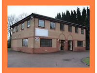 Office Space and Serviced Offices in * Tamworth-B77 * for Rent
