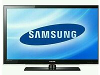 """Samsung 37"""" LCD tv full hd 1080p built in freeview"""