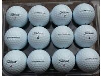 12 Titleist Pro v1/1x All Latest Model, Grey Arrows