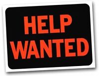 Fence and railing installers wanted!