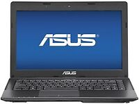 ASUS X45A 14 Inch Laptop Windows 10 Pro 500gb Harddrive