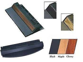 Aqueon 16 Gallon Bow Front Fluorescent Deluxe Black Hood ()