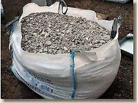 MOT Stones Tonne Bag
