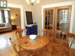 3bdrm + Den Huge Orange Street Heritage Apartment - H/L included