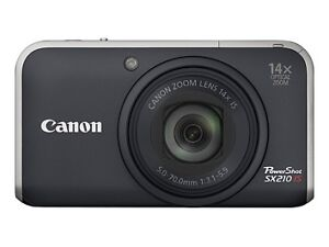 Canon PowerShot SX210 IS Photo Camera, perfect condition, $40