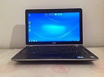 DELL E6230 CORE i7 3520 2.9 GHZ 250GIG HDD 4 GIG RAM 12.5 INCH