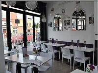 RUNNING A3/A5 CAFÉ/RESTAURANT NEXT TO TOOTING BEC STATION, LEASE ASSIGNMENT, SW17 8BD