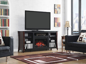 NEW - Marlin Entertainment unit with FIREPLACE - Electric