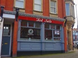 Wine Bar & Bistro for Sale - including two bed accomodation