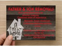 Father & Son removals