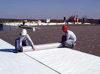 Skilled TPO / PVC Roofers & Laborers needed