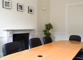Flexible W1T Office Space Rental - Fitzrovia Serviced offices