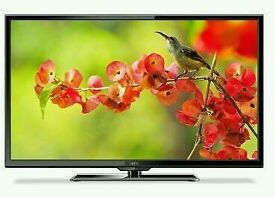 "CELO 40"" LED tv built in USB media player HD freeview full hd 1080p."