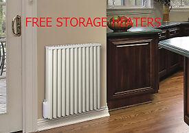 Grants - Free Storage Heaters