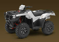 2015 Honda Rubicon IRS  EPS - 4x4 ATV - $9199.00