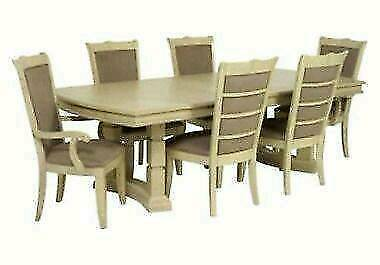 Furniture Village Dining Table With 8 Chairs