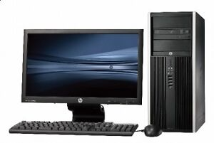 "HP 8200 Elite with 23"" Screen NEW NEW NEW"