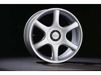 "16"" OZ Saturn Plus wheels and good tyres, fit Peugeot Citroen or ford, 306 DTurbo Sierra Saxo etc"