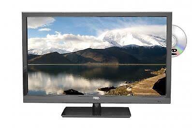 """NCE 24"""" Full HD 12v / 240v television tv caravan"""