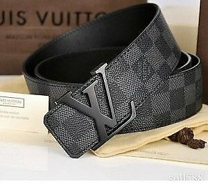 Replica Men's Louis Vuitton belt