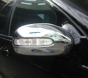 Mercedes benz e class 4 door saloon w211 new chrome door for Mercedes benz chrome accessories