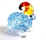 Glass Animal Figurines