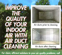 Duct Cleaning No Per Vent Charges Flat Rate Mississauga Region