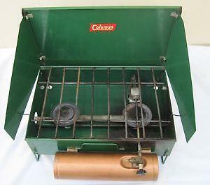 Coleman stove new used camp parts gas propane ebay vintage coleman stoves sciox Gallery