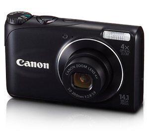 Canon PowerShot A2200 14MP Digital Camera