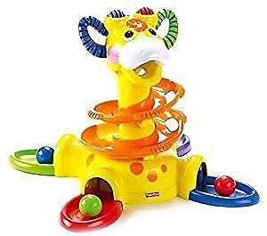 Fisher Price Go Baby Go Stand to Sit Giraffe