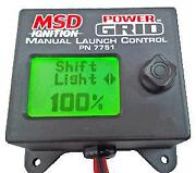 MSD Launch Control