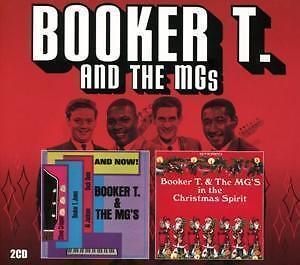 Booker T.& the Mg'S - And Now & in the Christmas Spirit (+Bonus) - CD NEU