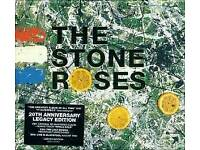 The stone roses cd/dvd legacy edition