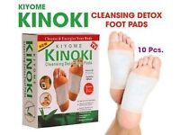 Cleansing detox foot pads... 100 pads for £9