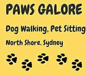 Pet Sitters Wanted for Paws Galore