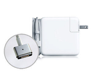 For Apple MagSafe2 85W 20V 4.25A Power Adapter